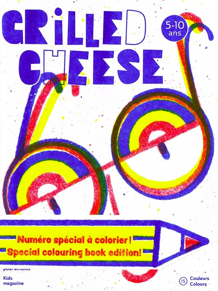 Grilled cheese no 15