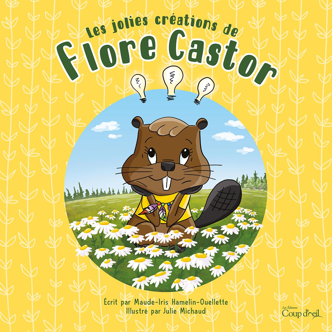 Les jolies créations de Flore Castor