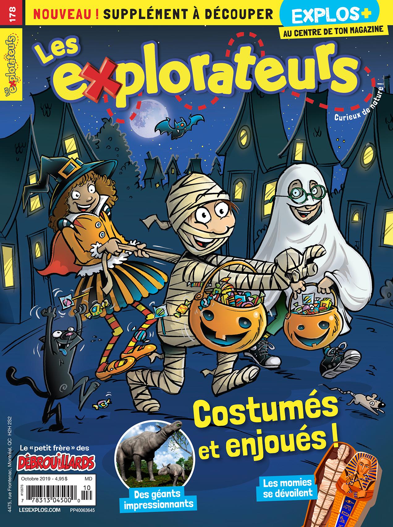 Les Explorateurs, no 178, Octobre 2019