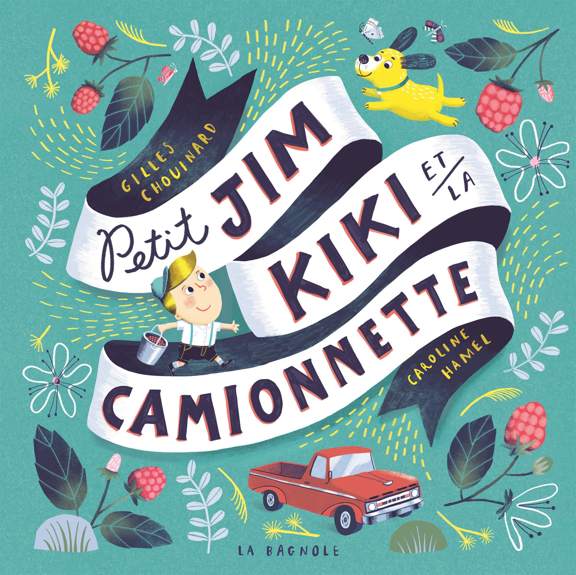 Petit Jim, Kiki et la camionnette