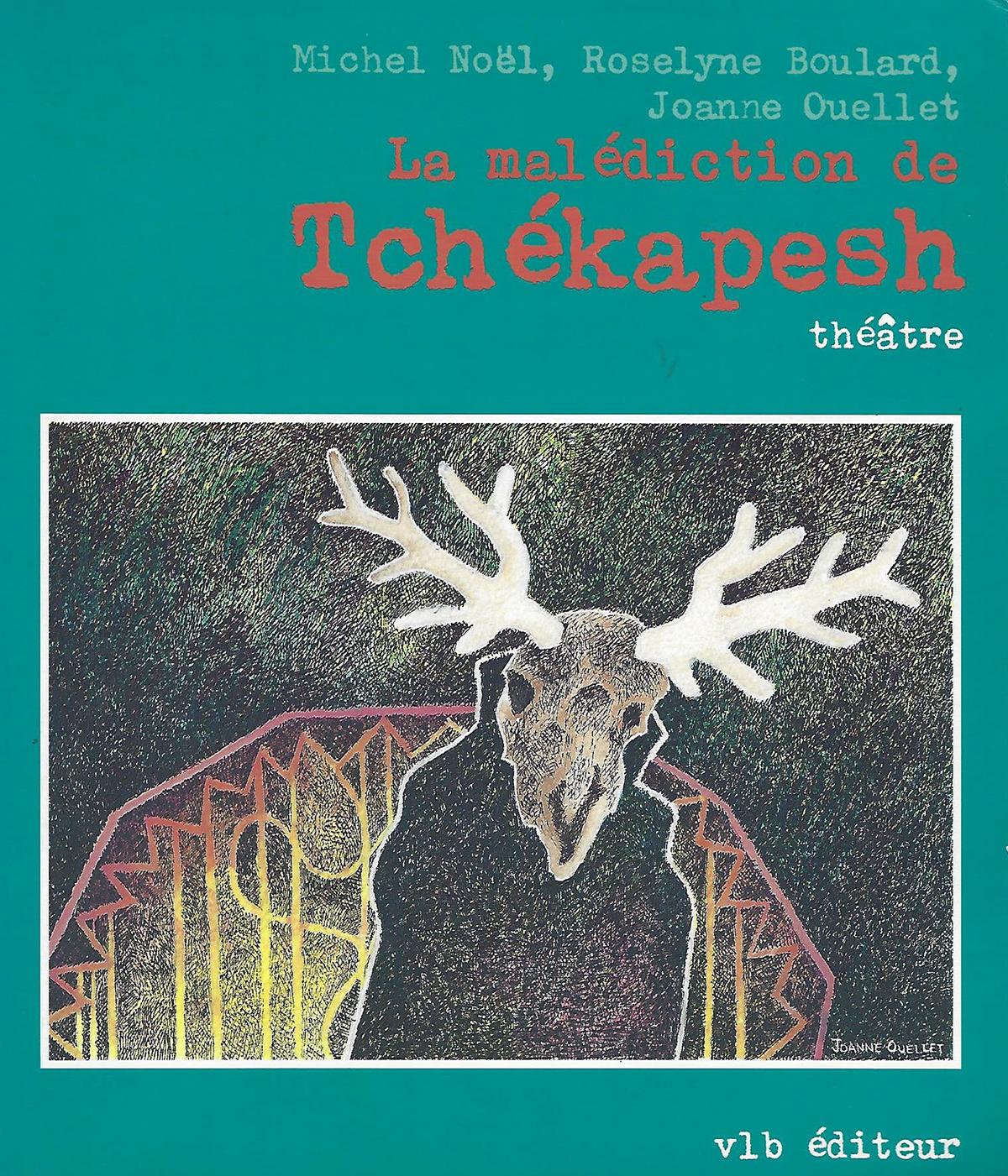 La malédiction de Tchékapesh : théâtre