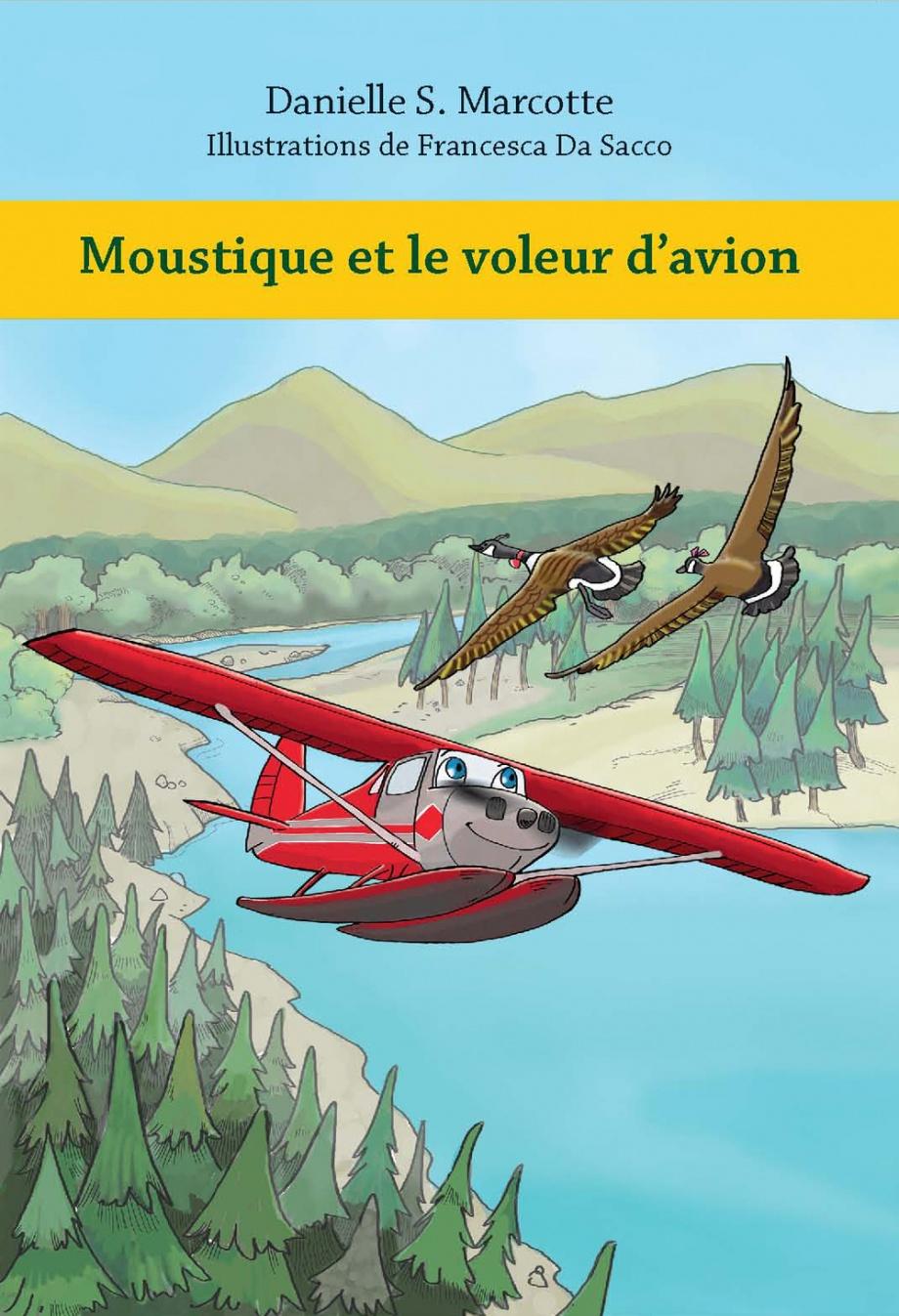 Moustique et le voleur d'avion