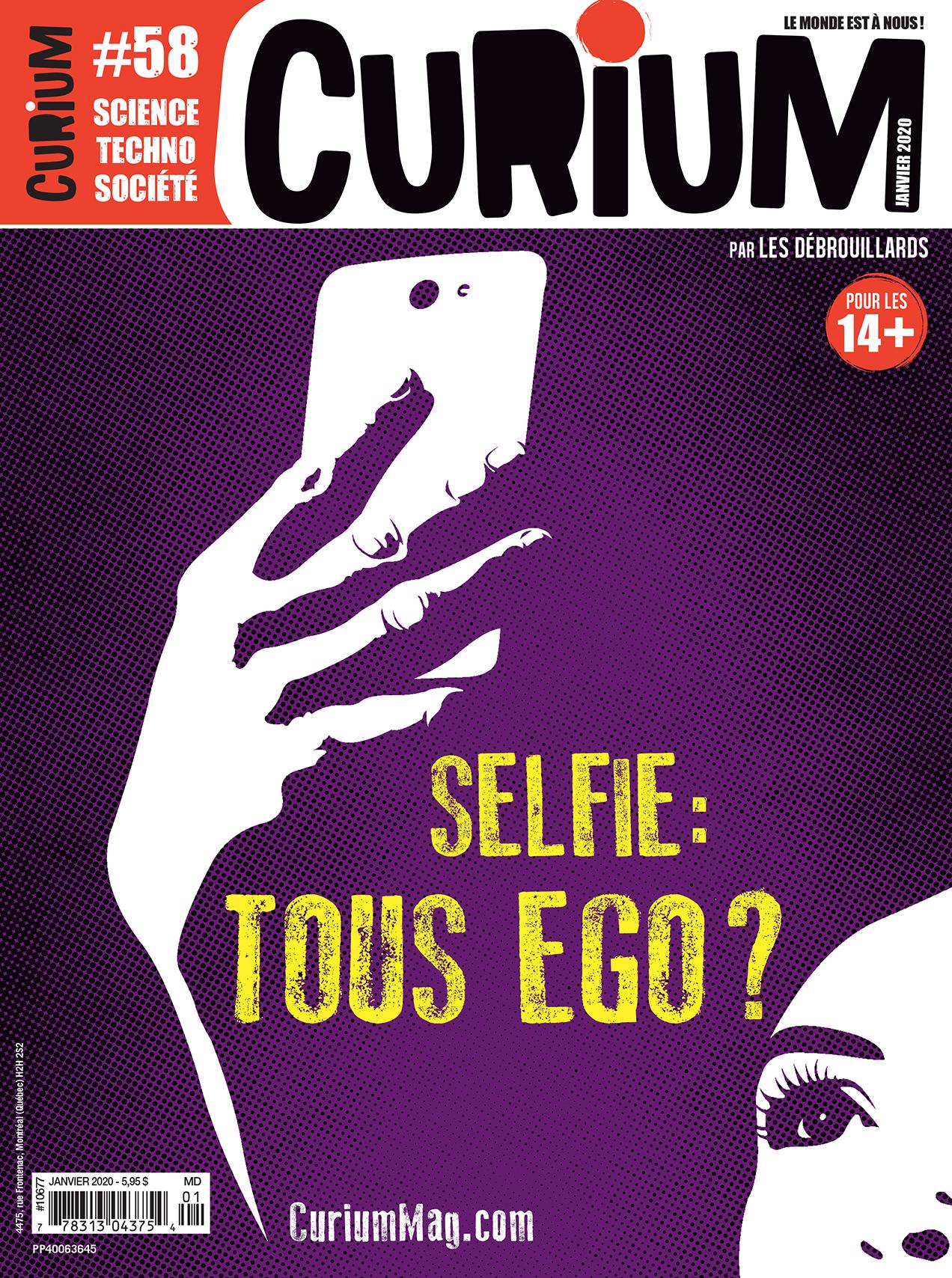 Curium, no 58, janvier 2020