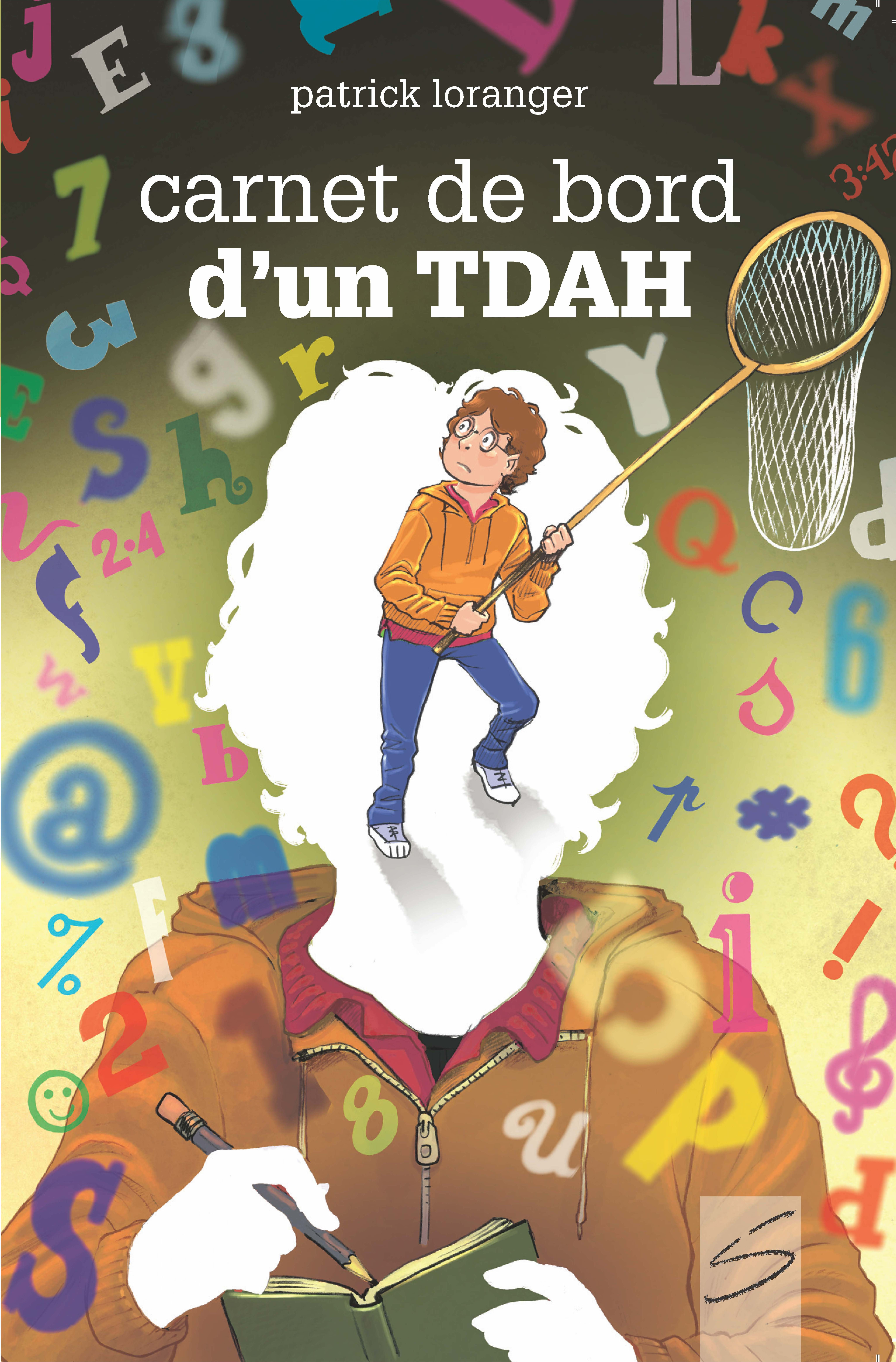 Carnet de bord d'un TDAH
