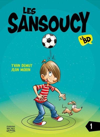 Les Sansoucy, la BD 1