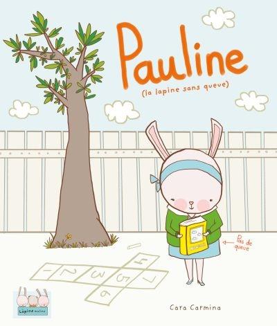 Pauline : la lapine sans queue