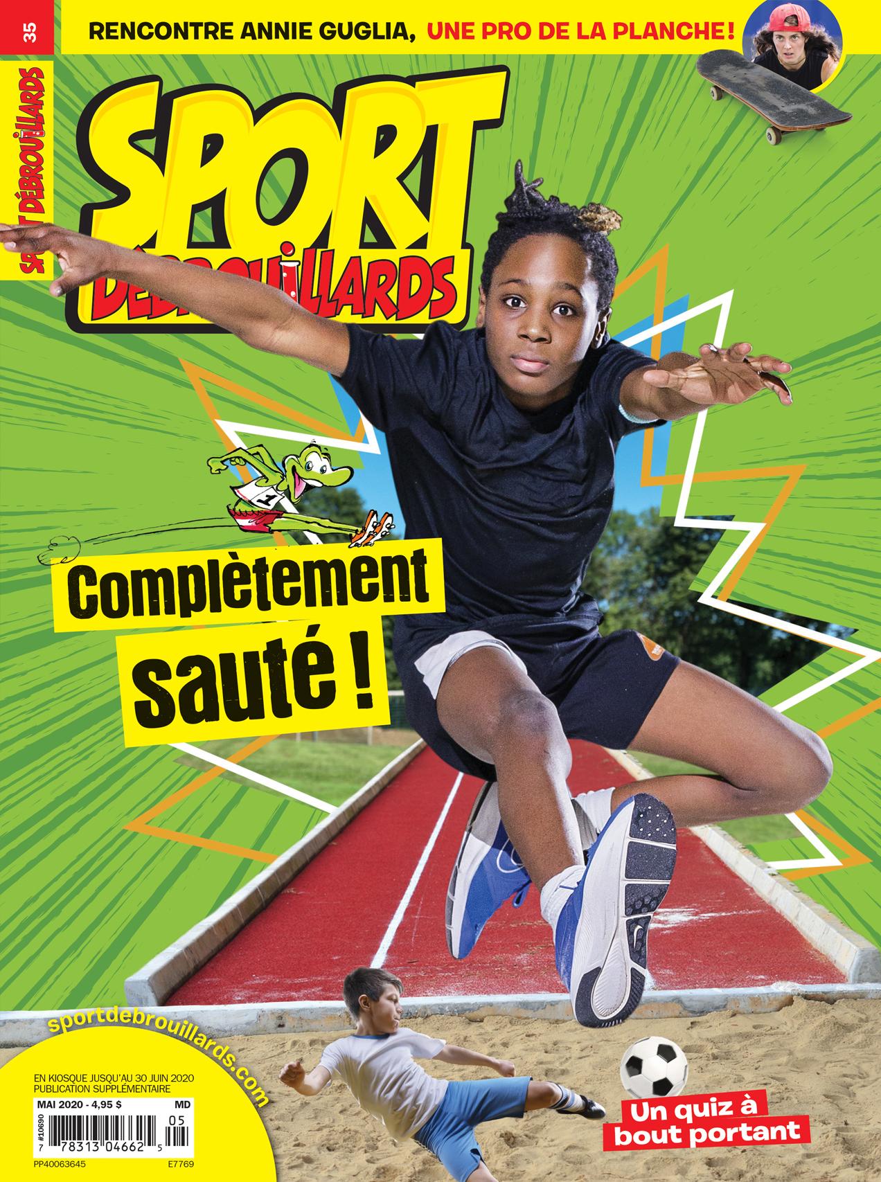 Sport Débrouillards, no 35, mai 2020