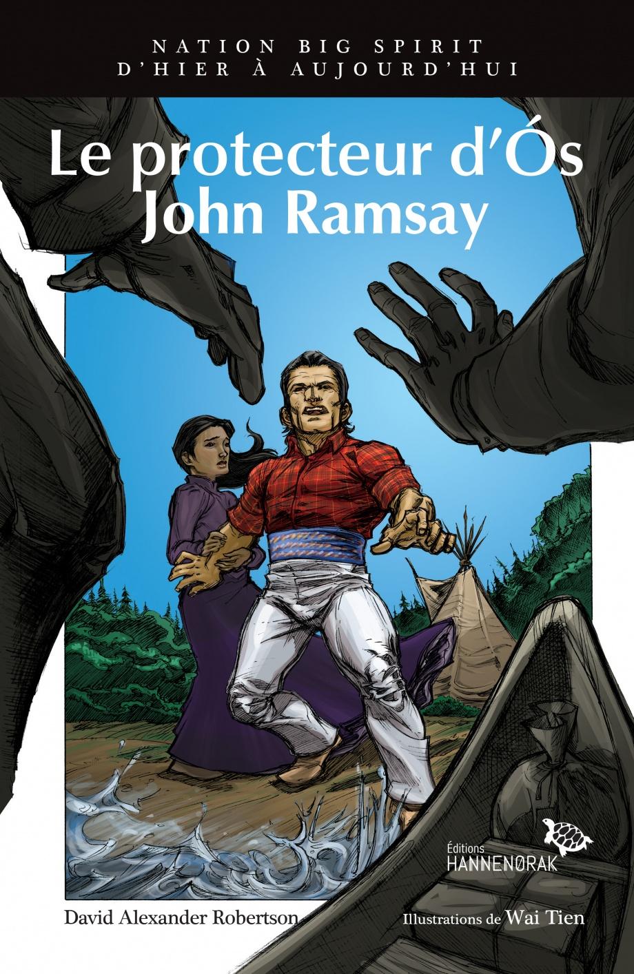 Le protecteur d'Ós : John Ramsay
