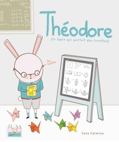 Théodore : le lapin qui portait des lunettes