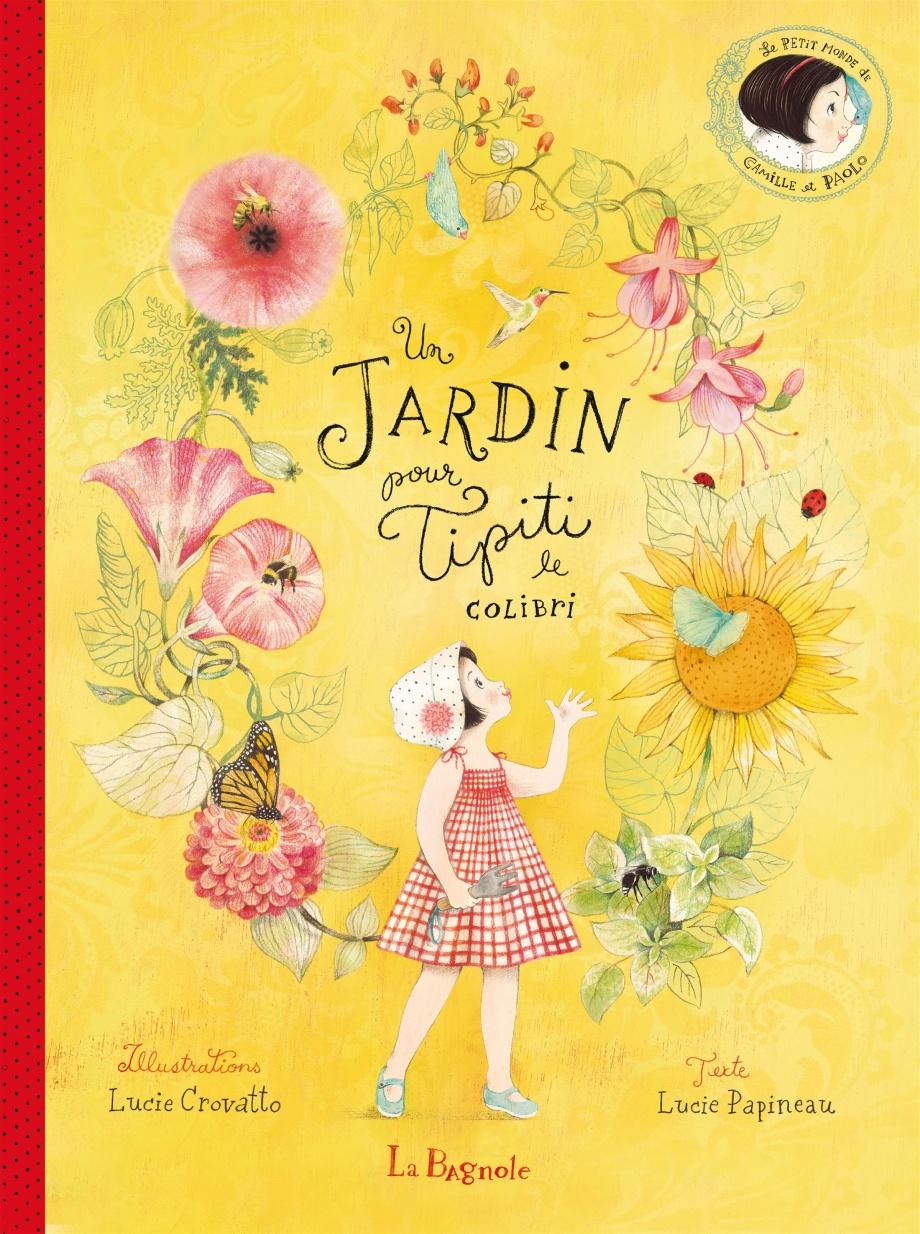 Un jardin pour Tipiti le colibri