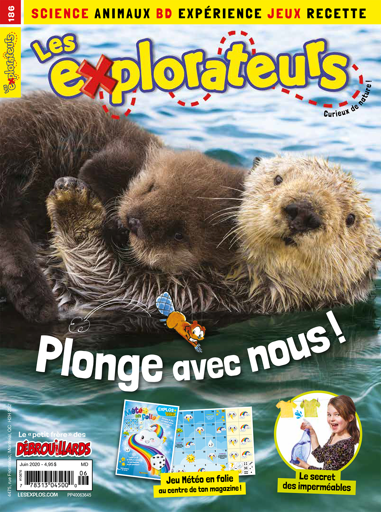 Les Explorateurs, no 186, juin 2020