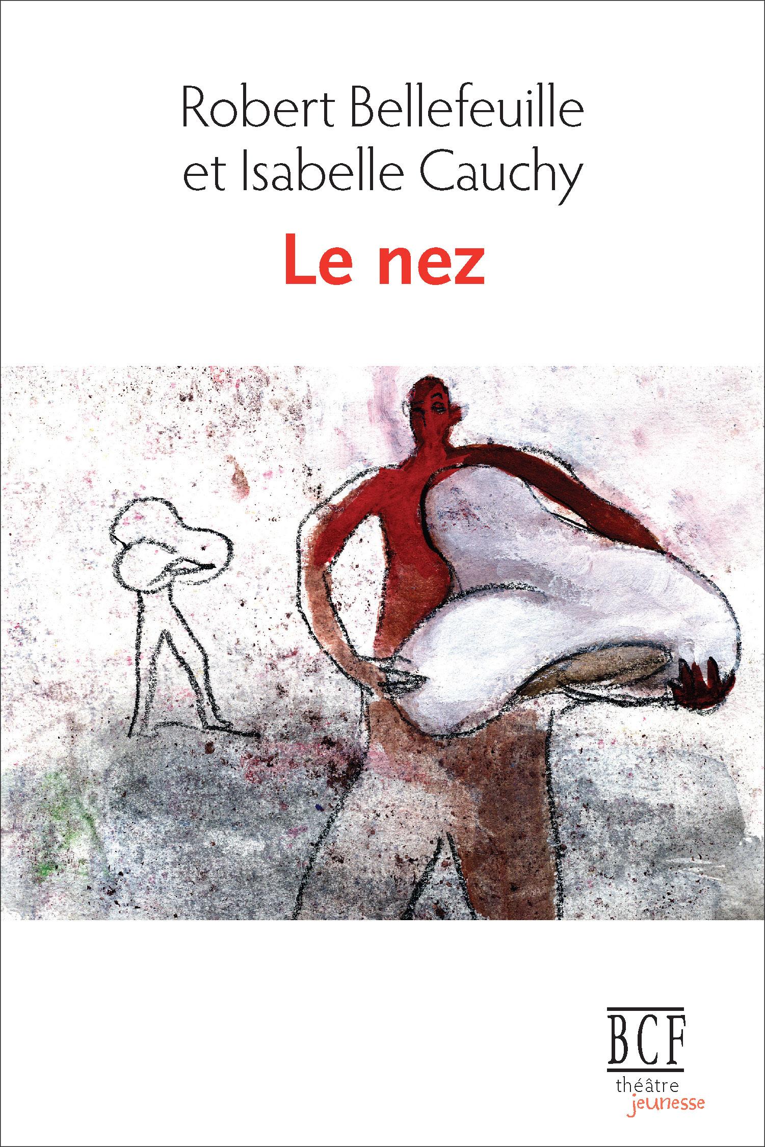Le nez : adapté de la nouvelle du même nom de Nicolas Gogol : théâtre