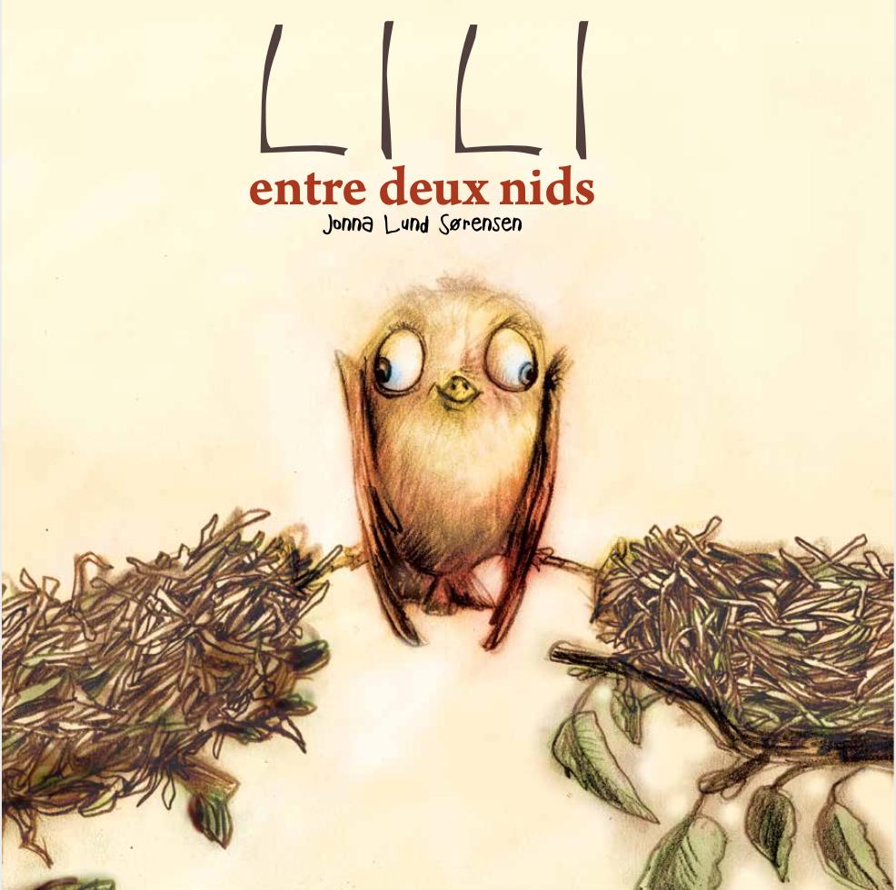 Lili deux ailes, deux nids