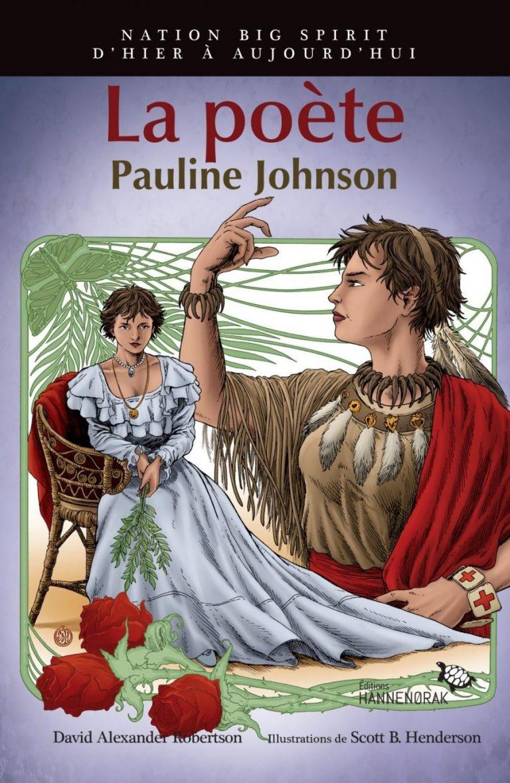 La poète : Pauline Johnson