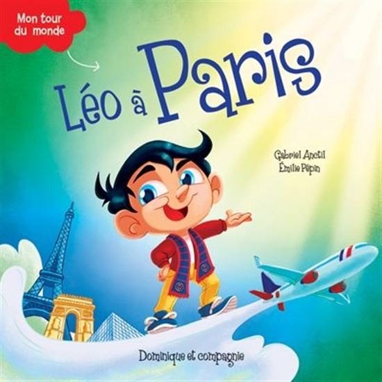 Léo à Paris