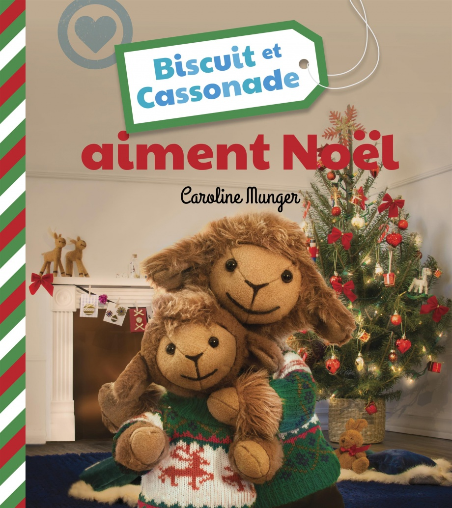 Biscuit et Cassonade aiment Noël