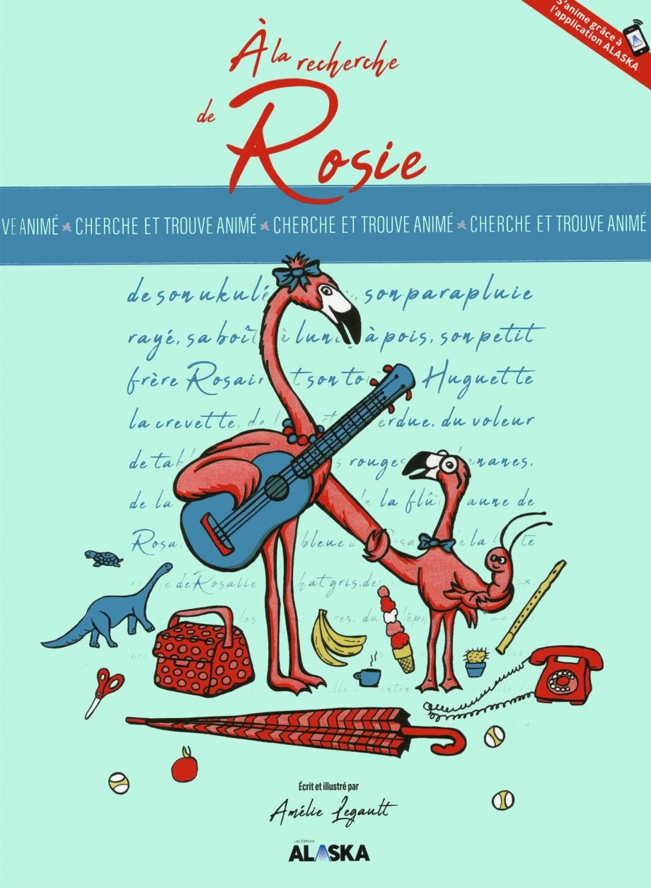 À la recherche de Rosie : cherche et trouve animé