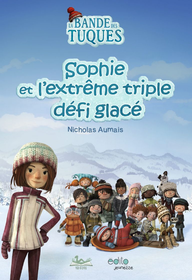 Sophie et l'extrême triple défi glacé