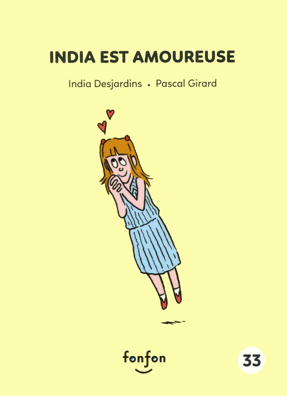 India est amoureuse