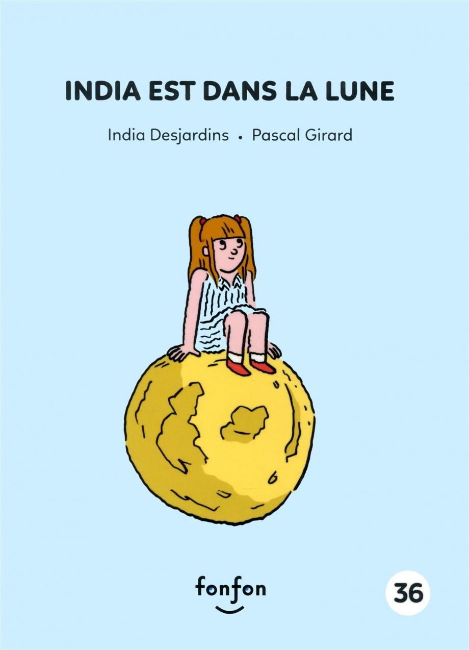 India est dans la lune