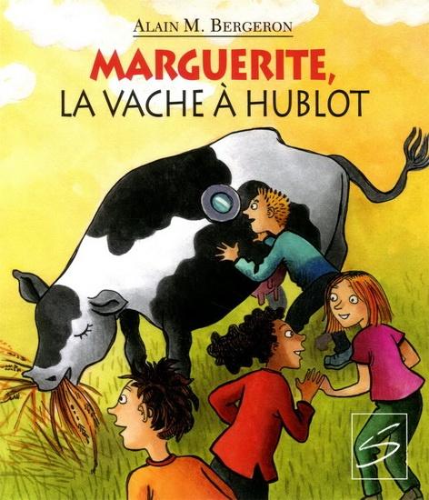 Marguerite, la vache à hublot