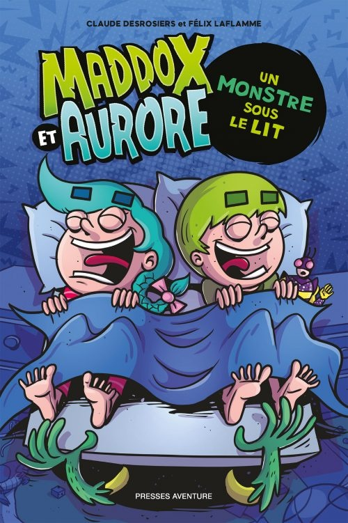 Maddox et Aurore.