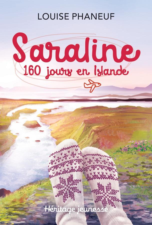 Saraline : 160 jours en Islande
