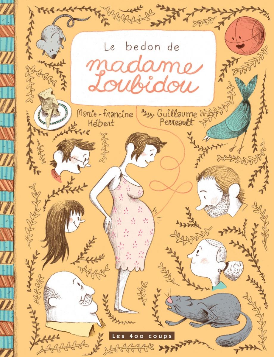 Le bedon de madame Loubidou