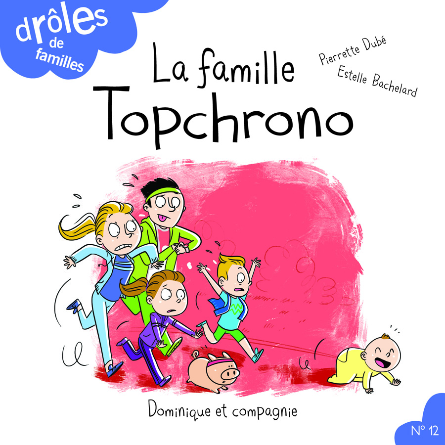 La famille Topchrono