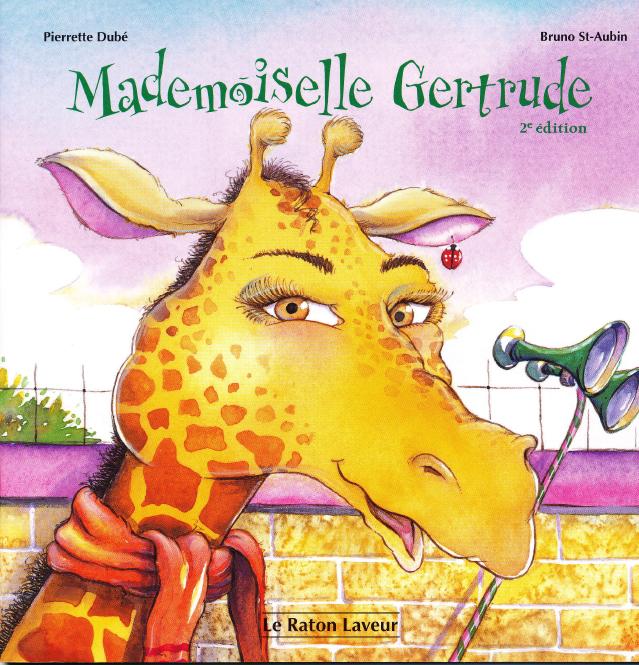 Mademoiselle Gertrude