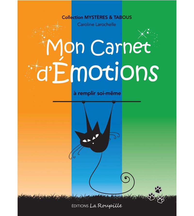 Mon carnet d'émotions