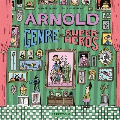Arnold, le genre de super-héros
