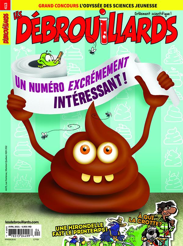 Les Débrouillards, no 414, mai 2021