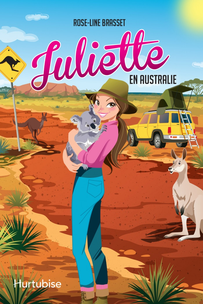 Juliette en Australie