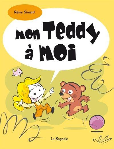 Mon Teddy à moi