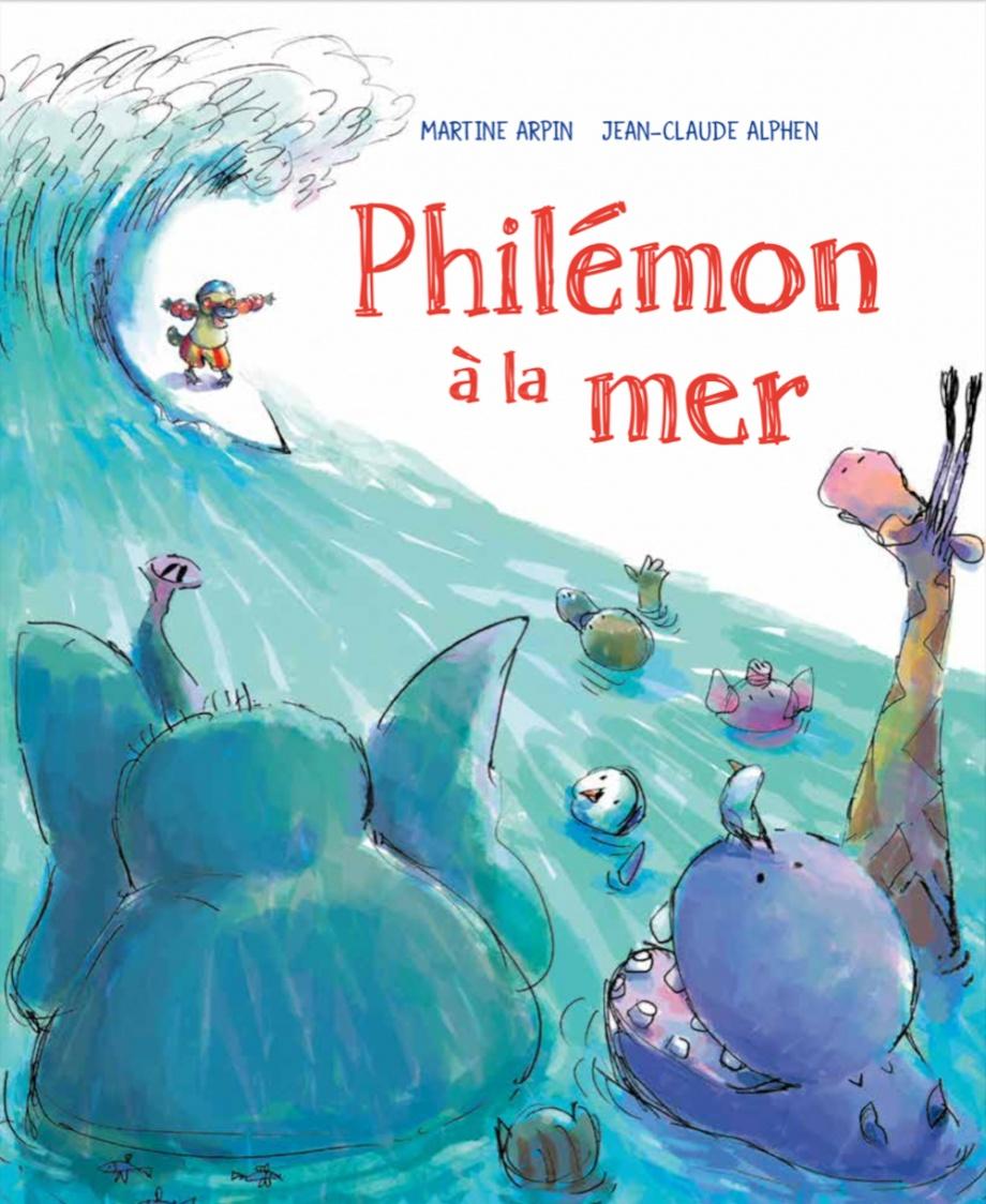 Philémon à la mer