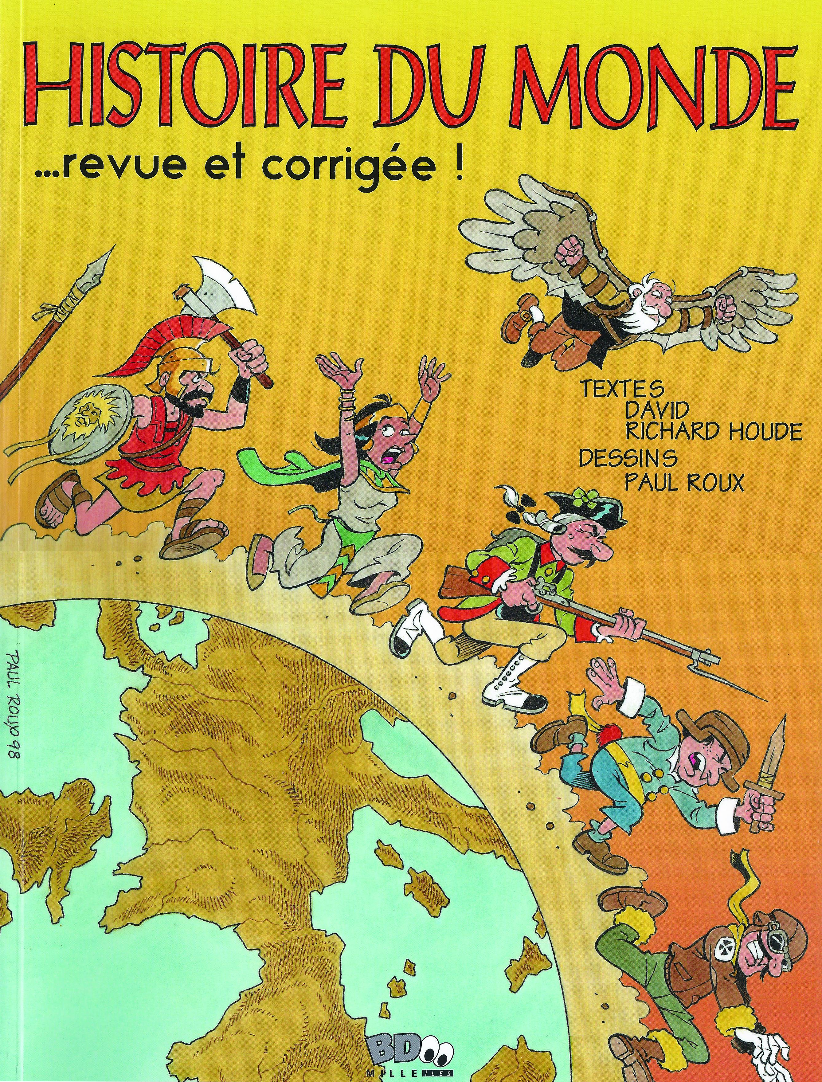 Histoire du monde– revue et corrigée!