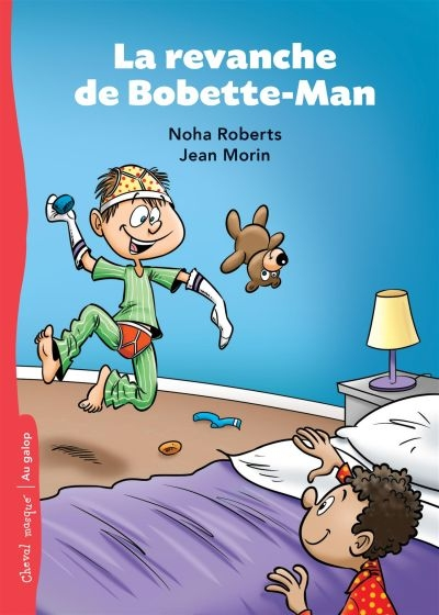 La revanche de Bobette-Man