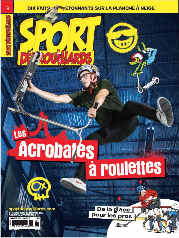 Sport Débrouillards, no 37, janvier 2021