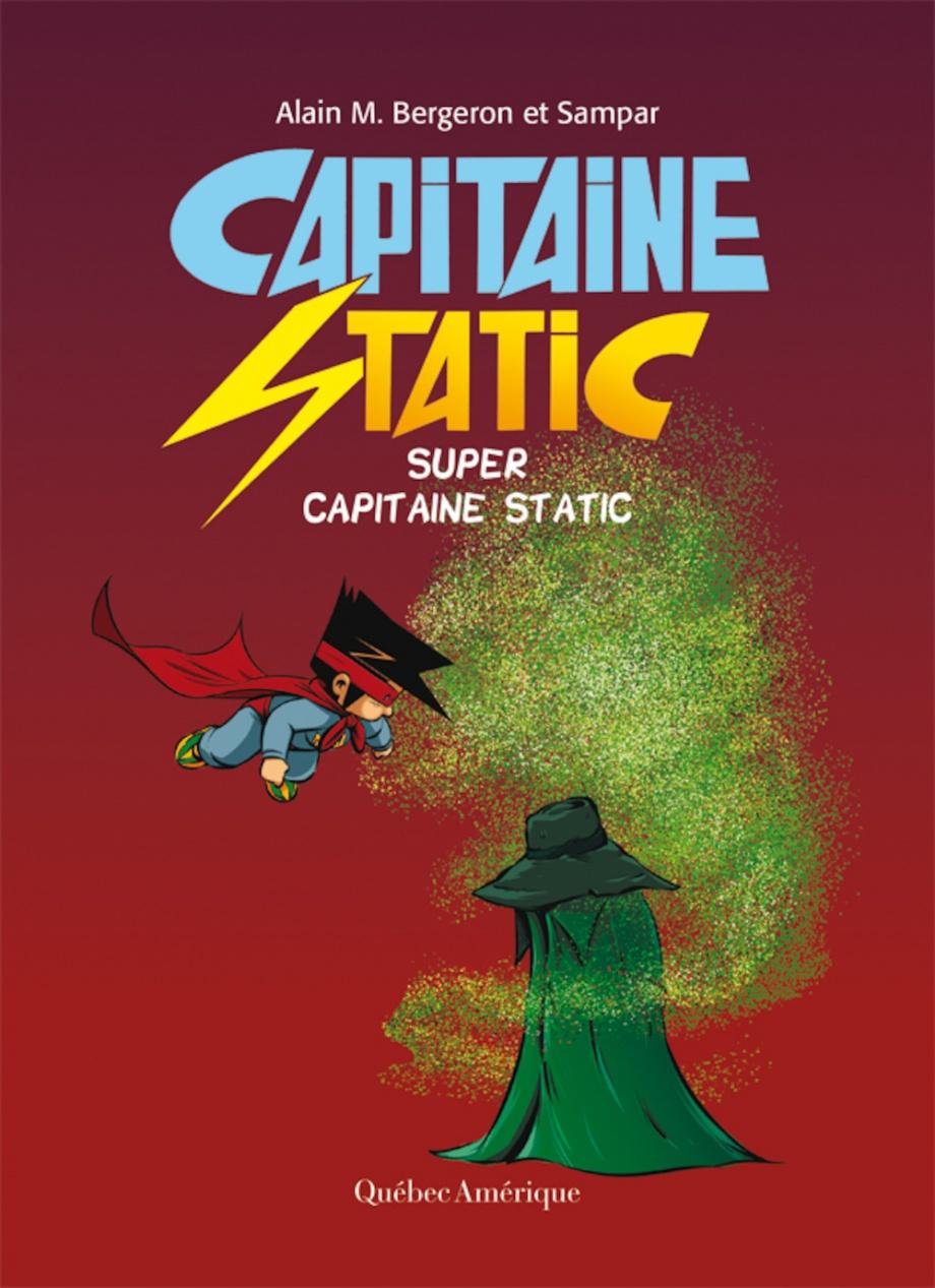 Super Capitaine Static