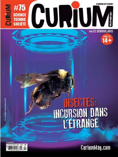 Curium, no 75, juillet-août 2021
