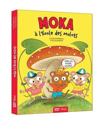 Moka à l'école des mulots